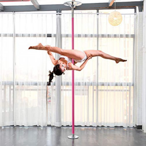 Pole Dance Stange rosa